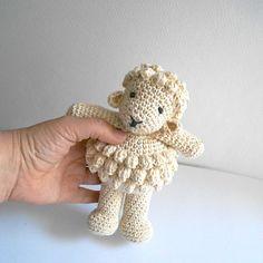 Ravelry: POP-CORN le petit mouton pattern by Anisbee Anisbee