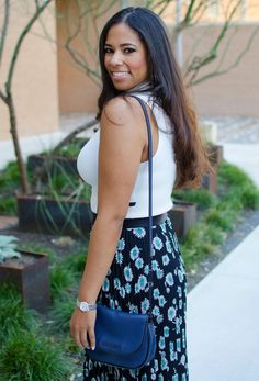 Pleated Florals | City Girl Savings