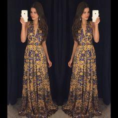 Vestido amarração Nova Orleans A coleção de PRIMAVERA/VERÃO 2016 da Blessed Ateliê  Contato@blessedatelie.com.br