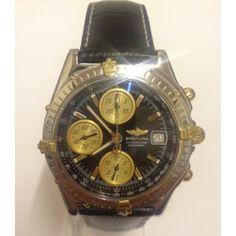 Gents Breitling Chronomat Automatic 18ct & Steel Watch Ref: B13050.1
