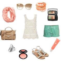 Light Colors, created by c8linharder on Polyvore