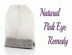 Camp Wander: Natural Remedies for Pink Eye - Conjunctivitis