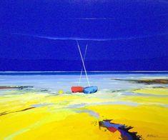 artiste peintre : Christian EURGAL - Galerie d'art contemporain