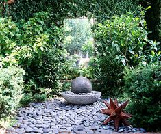 Add Water   Add Water    Any spot will instantly become more relaxing with the sound of water. Whether you have a big water feature or a simple fountain like this, water is the perfect way to enhance any outdoor space.        Click here for a collection of easy fountain projects.    http://www.bhg.com/gardening/landscaping-projects/water-gardens/patio-fountains-and-ponds/
