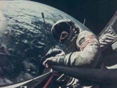 L'uomo, la Terra e la Luna nelle foto vintage della Nasa - Focus.it