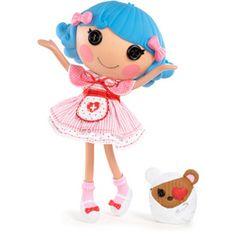 Lalaloopsy Rosy Bumps 'n Bruises Doll   My little girl Taylor loves lalaloopsy dolls