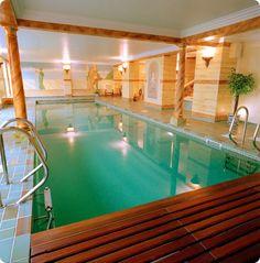 Indoor Pools Design by David Hallam