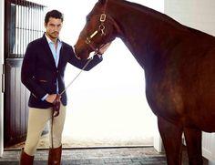 Massimo Dutti - Massimo Dutti F/W 13 Equestrian Collection