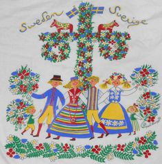 Visby - Midsommar Shirt | Flickr - Photo Sharing!