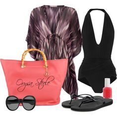 """Glamour Girl"" by orysa on Polyvore"