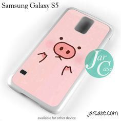 Gravity Falls Cute Waddles Phone case for samsung galaxy S3/S4/S5