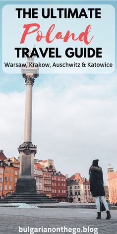 Explore Warsaw Krakow Auschwitz & Katowice in just 4 days. The Ultimate Poland Travel Guide. Visit Poland and learn about Polish history Polish cuisine Polish people. Learn what to see in Poland where to eat where to stay. Europe Destinations, Europe Travel Guide, Travel Guides, Holiday Destinations, London Big Ben, Visit Poland, Poland Travel, Italy Travel, Best Places To Travel