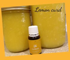 Lemon curd made with YL essential oil. I replaced the lemon peel with lemon oil. ❤️