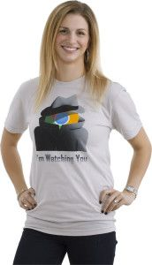 Buy Scroogled I'm Watching You T-shirt - Microsoft Store