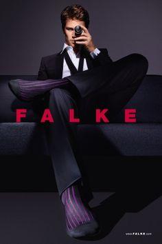 Turn on your smart dress code with Falke business socks Mode Masculine, Smart Dress Code, Fashion Socks, Mens Fashion, Falke Socks, Sheer Socks, Custom Socks, Lingerie For Men, Men Formal