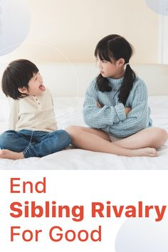 Sibling rivalry can be a tough thing to deal with. How do you juggle parenting and mediating? These tips offer a few solutions to potential fights between siblings. #parenting #parentingadvice