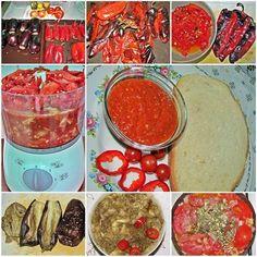Egy finom Ajvár ebédre vagy vacsorára? Ajvár Receptek a Mindmegette.hu Recept gyűjteményében!