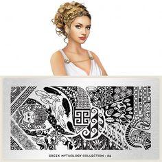 moyou Nail Art design Image Plates-scholar collection