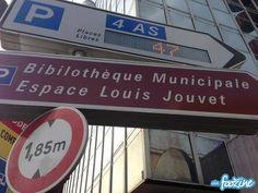 C'est la Bibilothèque !!!!!