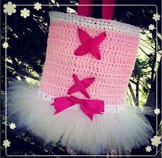 Just Add Glitter and Stir: TuTu Cute Crocheted Bag