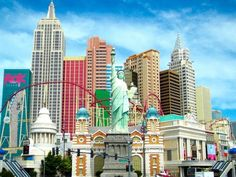 Las Vegas - I still want to see O. Best times to visit are March through May and September through November