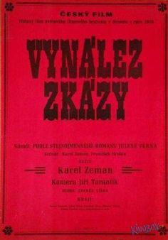 Plakát 2/5 k filmu Vynález zkázy (1958) | Kinobox.cz