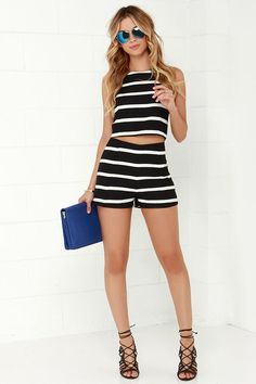 CUTE!!! Loving these two piece sets for summer soirees!!!