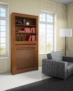 ¡ENTREGA GRATIS! Convierte tu cubreradiador en una libreria para poner tus libros aprovechando el espacio. Fabricados a medida ¡Presupuesto en 12 horas!: