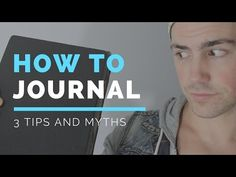 How to Journal: Top 3 Mistakes When Starting a Journal - YouTube