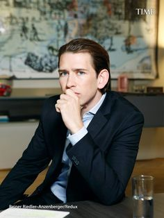 TIME Verified Account 26 minutes ago More Sebastian Kurz is finding a new way to tackle the Eu Refugee Crisis, Verify, Simply Beautiful, Accounting, Education, News, Teaching, Onderwijs