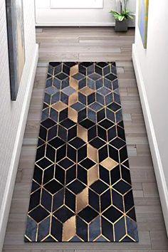 Amazon.de : flur teppich lang rutschfest Contemporary, Rugs, Home Decor, Hall Runner, Farmhouse Rugs, Interior Design, Home Interior Design, Floor Rugs, Rug
