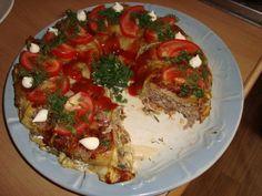 Кулинарный блог!Лучшие рецепты.: Вкусная кабачковая запеканка