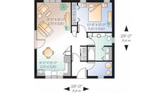 Layout ideas for mom's area.