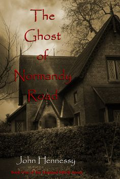 The Ghost of Normandy Road is book one of the Haunted Minds series. Out 6/6/15 Keep in touch with my blog for more news.
