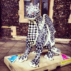 It's all about the @GoGoDragons2015 in #Norwich this #Summer! How many have you spotted?#GGD15 #GoGoDragons2015 #job