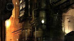 Urban fantasy -Blade Runner 03 by ornicar at deviantART