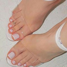 48 amazing toe nail colors to choose in 2019 31 48 amazing toe nail colors to choose i. Gel Toe Nails, Acrylic Toe Nails, Feet Nails, Toenails, Pretty Toe Nails, Cute Toe Nails, Pretty Toes, Minimalist Nails, Toe Nail Color