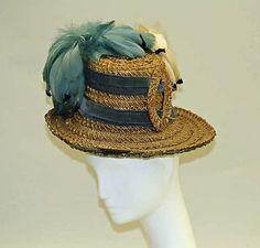 Hat, 1908-1909, The Metropolitan Museum of Art
