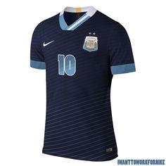 72279c7a8  albiceleste concept  segunda  equipacion for  Argentina  Afa  nikefootball   WorldCup