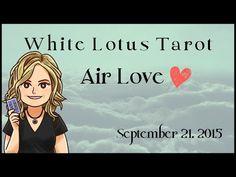 Gemini Aquarius Libra Psychic Love Tarot Reading and Relationship Coaching September 21 2015 - YouTube