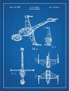 Inked and Screened Sci-Fi and Fantasy 'Star Wars Vehicles: B' Graphic Art in Blue Grid/White Ink Star Wars Room, Star Wars Art, Nave Star Wars, Fantasy Star, Starwars, Star Wars Spaceships, Star Wars Vehicles, Star Wars Models, Origami Stars