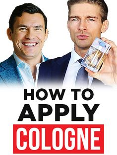 How To Apply Cologne? | Best Way To Wear Fragrance #grooming