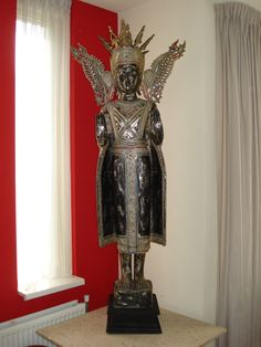 Catawiki online auction house: Groot Boeddha beeld - Thailand - midden 20e eeuw