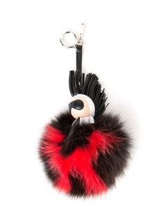 Karlito Fur Keychain