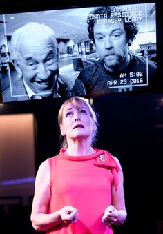 Much Ado About Nothing at Refashioned Theatre, Selfridges, London – 'slick and shiny'