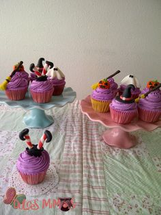 cupcakes hallowen