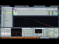 Synthesize a Deep Kick Drum in Ableton Live - YouTube