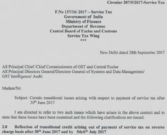 GST: Govt issues clarification to address service tax issues, misses key concerns