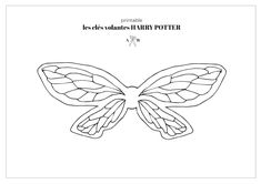 Escoba Harry Potter, Harry Potter Birthday, Anniversaire Harry Potter, Childrens Party, Coloring Pages, Butterfly, Cycle 3, Oui Oui, Worksheets