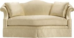 CAMELBACK SOFA BAKER CLASSICS UPHOLSTERY No. 6513-81 Product Dimensions: U.S. Customary System Width	Depth	Height W 81in	D 37in	H 37in Product Dimensions: Metric System Width	Depth	Height W 205.7cm	D 94.0cm	H 94.0cm